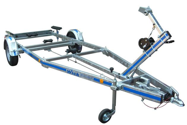 Motorboot-Trailer 1000 bzw.1300 kg