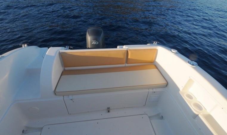 Saver 590 Fisher . Hardtop-Modell aus Italien