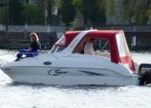 Saver 620 Cabin, Kajütboot, Motorboot, Trailerboote