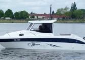 Saver 21 Fisher - Hardtop -Modell mit abschließbarer Tür