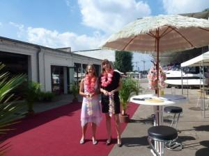 Schütze-Boote Berlin: Sommer-Event