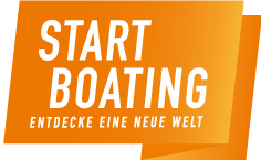 logo start boating