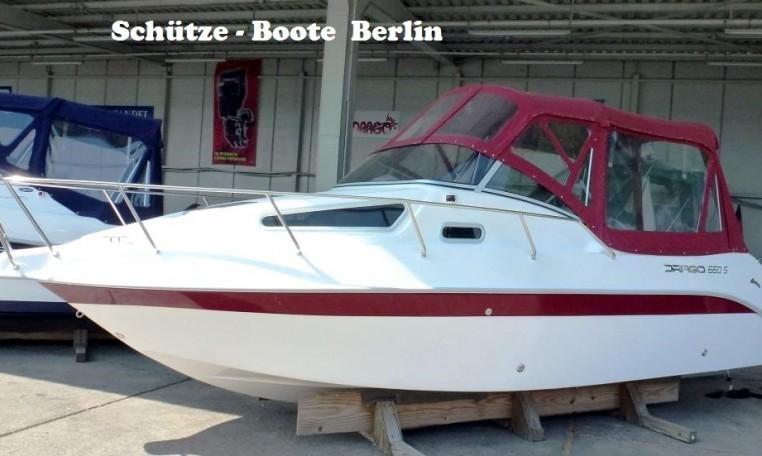 Drago-660-S bei Schütze-Boote Berlin