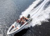 Bella-700-BR bei Schütze-Boote - innovativer neuer Bowrider aus Finnland