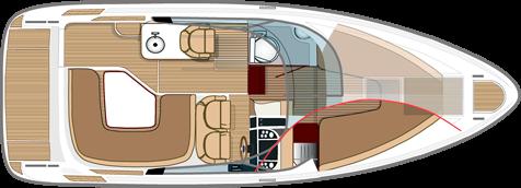 Aquador-27-DC | Daycruiser Schütze-Boote-Berlin