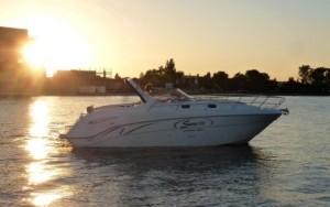 Saver-300-Sport Schütze-Boote-Sunset