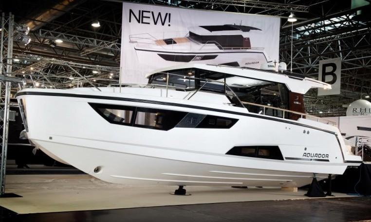 Aquador-35-AQ   Schütze-Boote