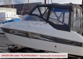 SAVER-590-Platin-Edition | Sondermodell bei Schütze-Boote Berlin kaufen