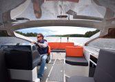 Bella 620 HT - Hardtop-Boot mit 2-3 Schlafplätzen und innovativem Design | bei Schütze-Boote Berlin