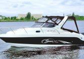 SAVER 690 Cabin | MERCURY F 115 | Kajütboot mit 4 Schlafplätzen