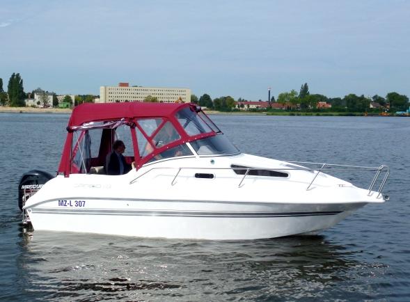 Drago 550 bei Schütze-Boote Berlin | Top of the week