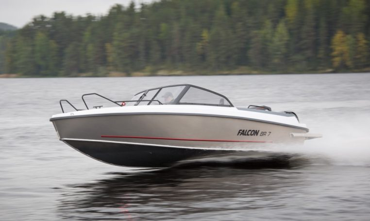 Falcon BR 7 | Schütze-Boote Berlin