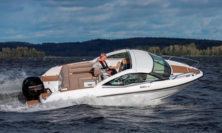 Flipper 650 ST NEU | bei Schütze-Boote Berlin