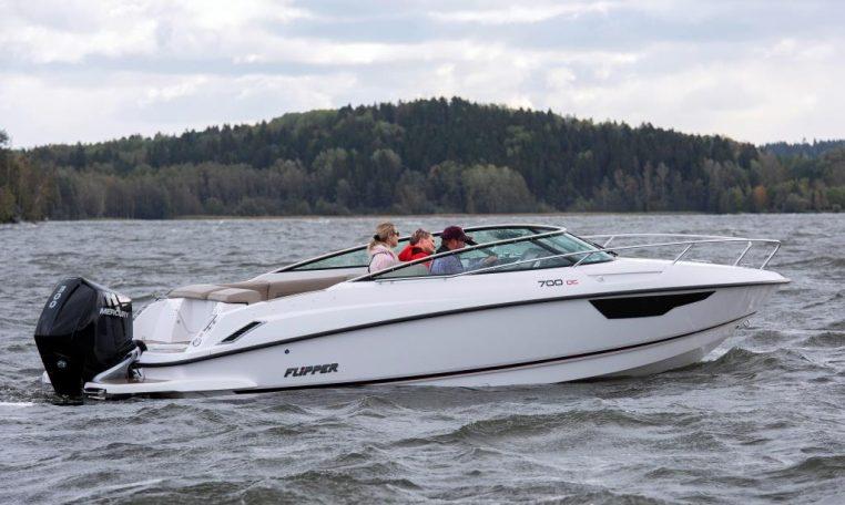 Flipper 700 DC | Schütze-Boote Berlin