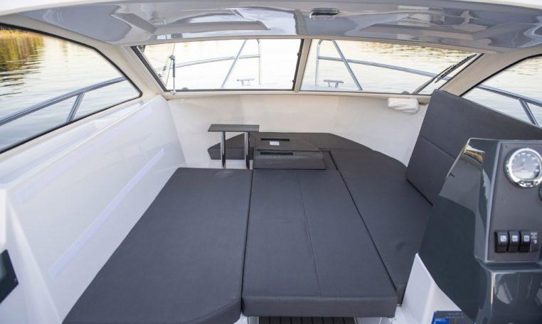 ella 620 HT - Hardtop-Boot mit 2-3 Schlafplätzen und innovativem Design | bei Schütze-Boote Berlin