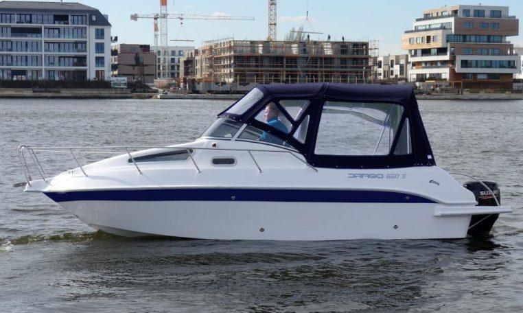 Drago-660-S-Vorführboot