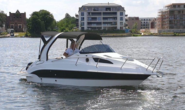 DRAGO 665 Exclusive | einzigartige Schütze-Boote Sonderedition