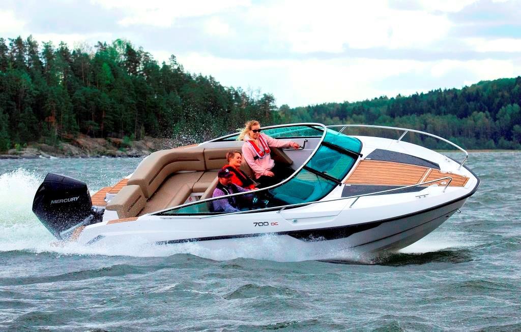 Flipper 700 DC NEU | bei Schütze-Boote Berlin