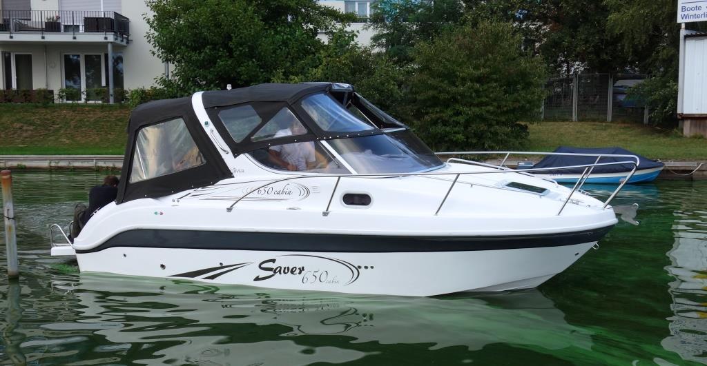 Saver-650-Cabin bei Schütze-Boote Berlin kaufen
