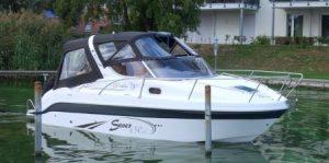 Saver 650 Cabin | Schütze-Boote Berlin