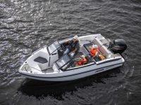 Bella 550 BR bei Schütze-Boote Berlin